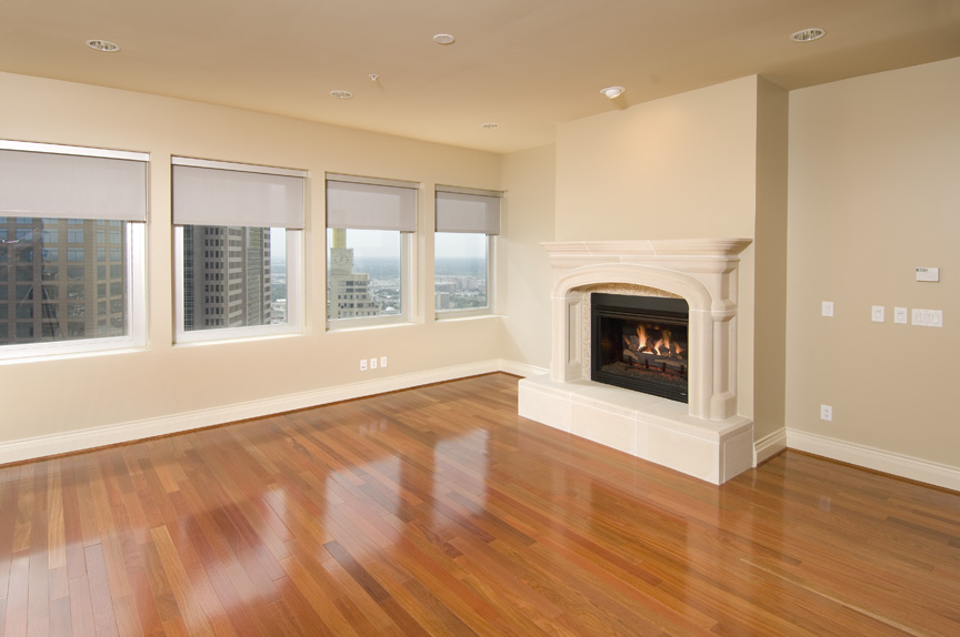 Downtown Dallas Penthouse High Rise Apartment With Hardwood Foors, Designer  Kitchens U0026 More.