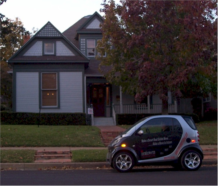 Dallas Urban Real Estate - Make A Smart Move Contact Intown Properties